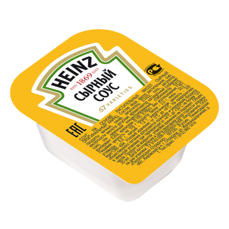 Соус Сырный Heinz 25 гр